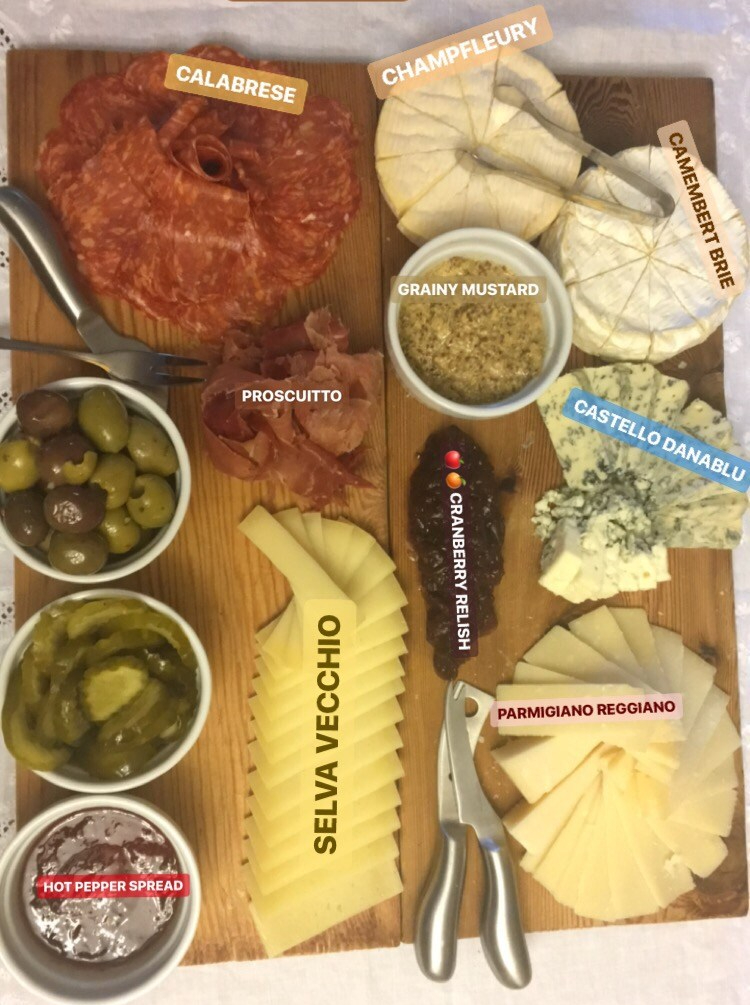 Charcuterie-Board-Relish-Blue-Cheese-Meat-Brie