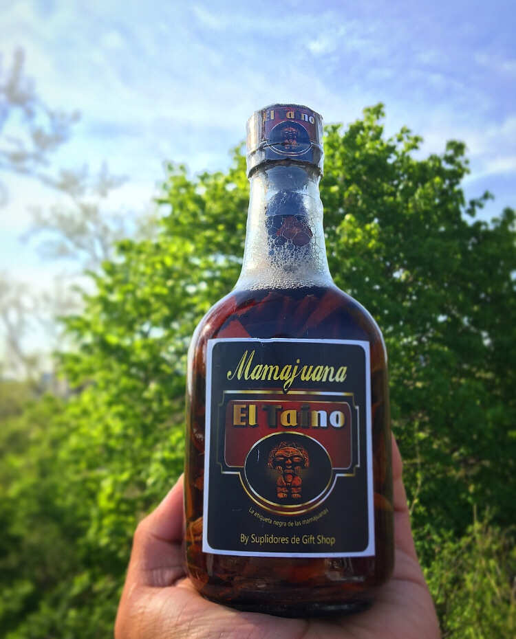Mamajuana-Dominican-Republic-herbal-medicine-drink